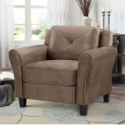 Deals List: Lifestyle Solutions Taryn Rolled Arm Fabric Chair