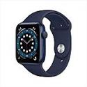 Deals List: Apple Watch Series 6 (GPS, 40mm) - Blue Aluminum Case with Deep Navy Sport Band