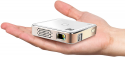 """Deals List: Kodak Ultra Mini Portable Projector - HD 1080p LED DLP Rechargeable Pico Projector - 100"""" Display, Built-in Speaker - HDMI, USB and Micro SD - Compatible with iPhone iPad, Android Phones & Devices"""