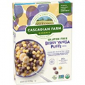 Deals List: Cascadian Farm Organic Berry Vanilla Puffs Cereal 10.25-Oz