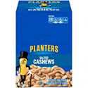 Deals List: 18 Pack PLANTERS Salted Cashews 1.5 oz. Bags
