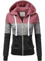 Deals List: Doublju Lightweight Thin Zip-Up Hoodie Jacket for Women with Plus Size