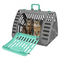 Deals List: Sport Pet Foldable Travel Cat Carrier, Front Door XL carrier
