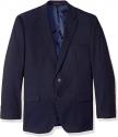 Deals List: JOE Joseph Abboud Navy Plaid Slim Fit Sport Coat