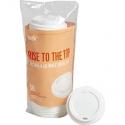 Deals List: 50-Pack Perk Plastic Hot Cup Lid 10/12/16 Oz