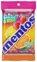 Deals List: Mentos Chewy Mint Candy Roll, Fruit, Non Melting (Pack of 6)