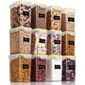 Deals List: Vtopmart Airtight Food Storage Containers 12 Pieces