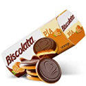 Deals List: Biscolata Pia Cookies with Fruit Filling – 4 Pack Snacks Soft Baked Cookies (Orange)