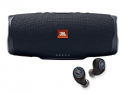 Deals List: JBL Charge 4 & FreeX Wireless Earbuds - Your Choice
