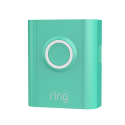 Deals List: Ring Video Doorbell 3 and Ring Video Doorbell 3 Plus Faceplate - Bright Turquoise