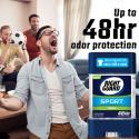 Deals List: Right Guard Sport Antiperspirant Deodorant Gel, Fresh, 3 Ounce (Pack of 6)