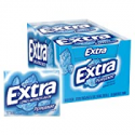 Deals List: EXTRA Gum Peppermint Chewing Gum, 15 Pieces (Pack of 10)
