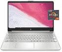 """Deals List: HP 15"""" HD Laptop (Ryzen 7 3700U 8GB 256GB 15-ef0022nr Silver)"""