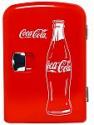 Deals List: Classic Coca-Cola 6-Can Personal Mini Cooler & Fridge (Classic Red)