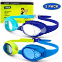 Deals List: 2-Pack OutdoorMaster Kids Swimming Goggles UV Protection