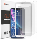 Deals List: Trianium 3 Pack Glass Protector Compatible with iPhone 11 Screen Protector, iPhone XR Screen Protector Tempered Glass Film [6.1 Inch] HD Clarity 0.25mm with Installation Alignment Case Tray (3-Pack)