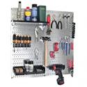 Deals List: Wall Control 30-WGL-200GVB Galvanized Steel Pegboard Tool Organizer