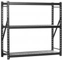 Deals List: Edsal Muscle Rack 24x84x84-in H 4-Tier Steel Shelving Unit