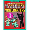 Deals List: The Best and Biggest Fun Workbook for Minecrafters Grades 3 & 4 Book