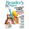 Deals List: Readers Digest Print Magazine 6 Months 5 Issues