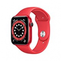 Deals List: Apple Watch Series 6 (GPS, 44mm) - (Product) RED - Aluminum Case with (Product) RED - Sport Band