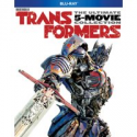 Deals List: Transformers The Ultimate 5-Movie Collection Blu-ray