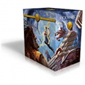 Deals List: The Heroes of Olympus Hardcover Boxed Set Hardcover