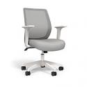 Deals List: Union & Scale™ Essentials Mesh Back Fabric Task Chair, Gray (UN58149)