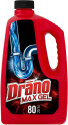 Deals List: 80oz Bottle of Drano Max Gel Drain Clog Remover