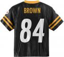 Deals List: Boys 8-20 Pittsburgh Steelers Antonio Brown Jersey