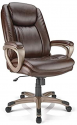 Deals List: Realspace Fennington Bonded Leather Executive High-Back Chair