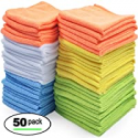 Deals List: 8-Pk Hyer Kitchen Microfiber Kitchen Towels 26 x 18-Inch