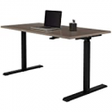 Deals List: Realspace Magellan Pneumatic Stand Up Height-Adjustable Desk (Espresso)