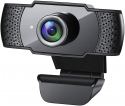 Deals List: Webcam with Microphone, 1080P HD Streaming USB Computer Webcam [Plug and Play] [30fps] for PC Video Conferencing/Calling/Gaming, Laptop/Desktop Mac, Skype/YouTube/Zoom/Facetime