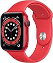 Deals List: Apple Watch Series 6 (GPS, 44mm) - Space Gray Aluminum Case with Black Sport Band