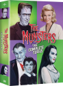 Deals List: The Munsters: The Complete Series DVD