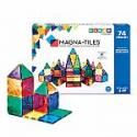 Deals List: Magna-Tiles Clear Colors 74 Piece Set