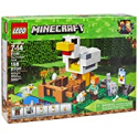 Deals List: LEGO Minecraft the Chicken Coop 21140 Building 198 Piece