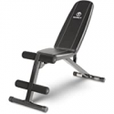 Deals List: Marcy Multi-Position Workout Utility Bench for Home Gym Weightlifting and Strength Training SB-10115