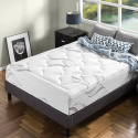 Deals List: Zinus Night Therapy iCoil 13-in Deluxe Euro Box Top Spring Mattress Full