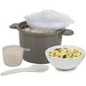 Deals List: Progressive International Set Microwave Rice Cooker 4pc