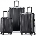 Deals List: Samsonite Centric 2 Hardside Expandable Luggage with Spinner Wheels, Black, 3-Piece Set (20/24/28)