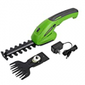 Deals List: WORKPRO 7.2V 2-in-1 Cordless Grass Shear + Shrubbery Trimmer