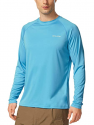 Deals List: BALEAF Men's Long Sleeve Shirts Running Workout Athletic T-Shirts Dri Fit Lightweight UPF 50+ SPF Fishing Hiking