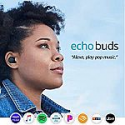 Deals List: Echo Buds – Wireless earbuds with immersive sound, active noise reduction, and Alexa