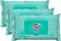 Deals List: Clorox Disinfecting Bleach Free Cleaning Wipes, 75 Wipes, Pack of 3