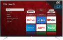 Deals List: TCL 43S434 43-in 4K HDR UHD Android Smart TV