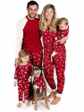 Deals List: Burt's Bees Family Jammies Matching Holiday Organic Cotton Pajamas