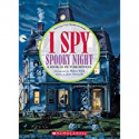Deals List: I Spy Spooky Night: A Book of Picture Riddles