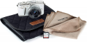 Deals List: Olympus OM-D E-M10 Mark IV Silver Body with Silver M.Zuiko Digital ED 14-42mm F3.5-5.6 EZ Lens Kit